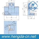 Yh9361 아연 합금은 주물 전기 내각 경첩을 정지한다