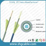 FC-Sc mm Duplex Blindó el cable de fibra óptica Patch Cord