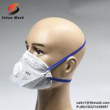 Máscara de poeira Foldable barata da almofada da pinça nasal