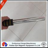 De de de Magnetische Staaf van de Magneet van NdFeB/Magneet van de Buis/Magneet van de Staaf van 12000GS met RubberHandvat