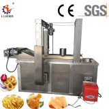 صناعة موز نفخ رقاقات يقلي آلة طعام يقلي تجهيز