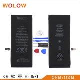 Wolow mobile de qualité d'origine de la batterie AAA pour iPhone 6 Plus