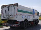 판매를 위한 Dongfeng 도로 세탁기술자 8 Cbm 포장 도로 광범위하는 트럭