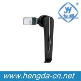 Yh9674 Ligas de zinco puxador de Hardware de travamento do armário