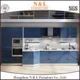 ニュージーランドの現代デザインの普及した台所家具
