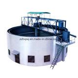 O espessante de concentrado de ouro de alta eficiência para a Planta de mineração de ouro