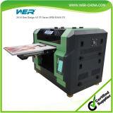 Certificado CE Mulitfucational A3 Epson Dx5 cabeza impresora plana UV