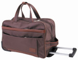 Soft Travel Luggage Duffle Bag Travel Bag Two Wheels Luggage Bag