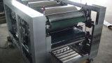 Maquinário de impressora de tecido de plástico colorido de 4 cores