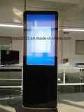 42 Zoll-Fußboden, der vertikalen DigitalSignage LCD-Anzeigen-Kiosk steht