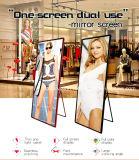 O LED do suporte do mostrador Poster LED portátil LED anúncio em outdoor Digital Media Player