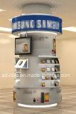 Présentoir en métal résistant / Affichage pour téléphone portable, PC, etc. (RY-098)