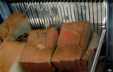 専門の頑丈なパンのスライサーの手動スライス機械(ZMQ-31)