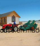 非自動トラクターによって取付けられる浜のクリーニング機械