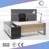 古典的な設計事務所表マネージャの家具の管理の机(CAS-MD1874)