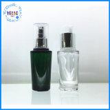 Bottiglia di plastica impaccante cosmetica dell'animale domestico della lozione per petrolio essenziale o il siero