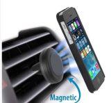 Montage de l'aérateur de voiture de silicone Téléphone mobile Titulaire Aérateur universel magnétique Support voiture