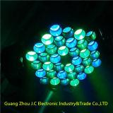 36*3W RGBW LED bewegliches Hauptwäsche-Träger-Licht