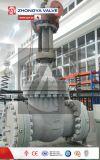 Valvola a saracinesca della flangia dell'ANSI 600lb di Lcc del acciaio al carbonio