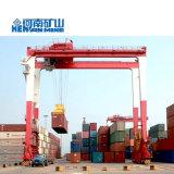 中国のガントリークレーン100tを扱う上の製造業者のRmgの容器