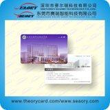 Biglietto da visita personalizzato del PVC con 7byte Uid