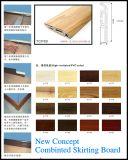 Scheda di bordatura decorativa del pavimento del PVC di Installnation di scatto di Cobinted di nuovo concetto delle CK