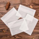 Sobre de papel transparente especial para embalaje de la joyería (CMG-ENV-001)