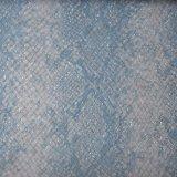 Тисненые подражать PU кожа ткань для Сумки Обувь Шероховатую ткань