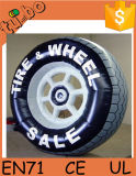 Displayのための2015安いBest Sale Advertizing Inflatable Tire Model/Inflatable Tire Advertizing/Inflatable Tyre