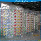 Transparente aufblasbare sich hin- und herbewegende Wasser-Rollen-Kugel für Unterhaltung
