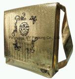 승인되는 제조자 금에 의하여 박판으로 만들어지는 PP 비 길쌈된 쇼핑 백