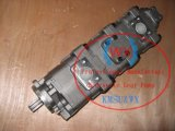 Pompe à engrenages hydraulique des marchés des accessoires Wa380-3 de la meilleure qualité de la Chine Ass'y 705-55-34190