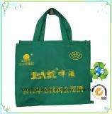 Il marchio promozionale ha stampato la birra promozionale che impacca il sacchetto non tessuto della maniglia