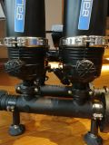 """"""" système de filtration de l'eau de filtre à disques 2 pour des machines d'irrigation d'agriculture"""