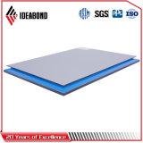 comitato di alluminio interno del divisorio del PE del lato del doppio di formato standard di 4ft*8ft
