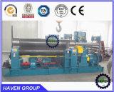 Mécaniques machine de roulement de dépliement de roulis de la plaque W11-8X2000 3