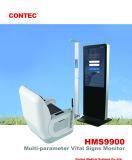 Moniteur de signes vitaux de système diagnostique de Hms9900 Intefrated avec 3G/WiFi-Telemedicine