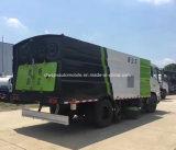 6 camion di pulizia di vuoto del camion 8m3 della spazzatrice di strada delle rotelle