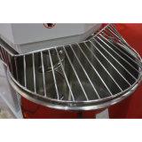 De Spiraalvormige Mixer van de Luxe van de Mixer van het deeg 25kg 80L voor Brood