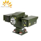 Montados no veículo laser de longo alcance do sistema de CCTV Câmara de visão nocturna