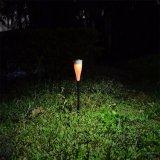 Éclairage LED solaire de jardin décoratif imperméable à l'eau