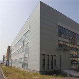 Magazzino galvanizzato prefabbricato della costruzione della pianta della struttura d'acciaio