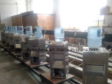 Type de plein air 25kgs Movable Machine à glaçons pour utilisation en magasin