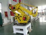 Машина кирпича новой технологии штабелируя машины делать кирпича глины