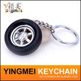 Figura su ordinazione Keychain dell'automobile del regalo del ricordo del metallo di marchio di promozione