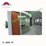 Colore libero temperato/vetro temperato per costruzione/finestra/portello/la mobilia con il foro