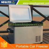 Congelador do carro do auto refrigerador portátil do carro 12V mini para a venda
