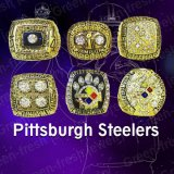 Цвет Питтсбург Steeler золота звенит кольцо чемпионата реплики Супер Боул