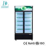 Porte en verre unique de qualité supérieure de la bière afficher d'un réfrigérateur avec la CE