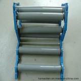 Transporte modular do rolo plástico do PVC